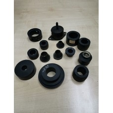 Rubber Bushes, Rubber Mountings