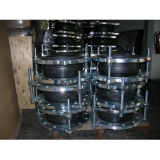 Tie Rod Expansion Joints